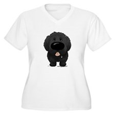 Big Nose Newfie T-Shirt