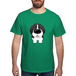 Big Nose Newfie Dark T-Shirt