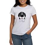 Big Nose Newfie Women's T-Shirt