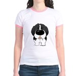 Big Nose Newfie Jr. Ringer T-Shirt