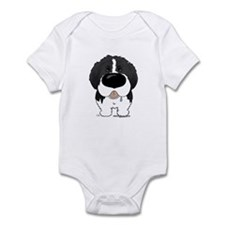 Big Nose Newfie Onesie