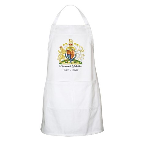 Diamond Jubilee Design Apron
