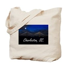 Charleston, SC. Tote Bag