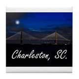 Charleston, SC. Tile Coaster
