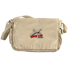 Super Cub Club Messenger Bag