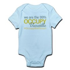 Occupy Vacaville Infant Bodysuit