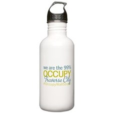 Occupy Traverse City Water Bottle