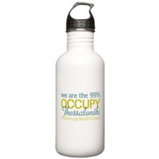 Occupy Thessaloníki Water Bottle