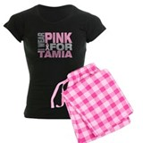 I wear pink for Tamia pajamas
