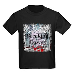 Must Have Breaking Dawn #7 by Twibaby Kids Dark T-