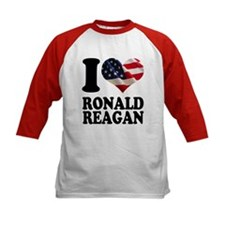 I heart American Flag Ronald Tee