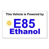 E85 goods Rectangle Decal