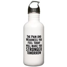 Stronger Tomorrow Water Bottle