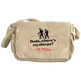 Mt. Whitney Climbing Messenger Bag