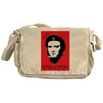 Red Darwin. Viva! Messenger Bag