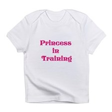 Princess in training Infant T-Shirt