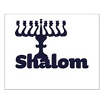 Shalom Small Poster