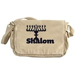 Shalom Messenger Bag