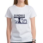 Happy Hanukkah Women's T-Shirt
