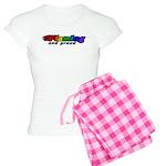 Gay Pride Women's Light Pajamas