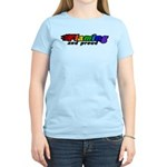Gay Pride Women's Light T-Shirt
