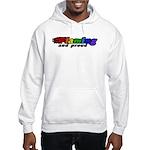 Gay Pride Hooded Sweatshirt