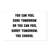 Sore Or Sorry Postcards (Package of 8)