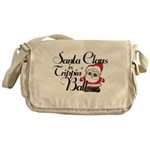 Trippin Santa Messenger Bag