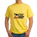 XMAS Yellow T-Shirt