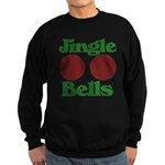Jingle BOOBS Sweatshirt (dark)