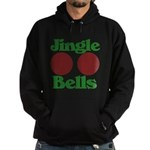 Jingle BOOBS Hoodie (dark)