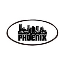 Phoenix Skyline Patches