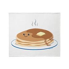 Breakfast Time Throw Blanket