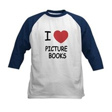 I heart picture books Tee
