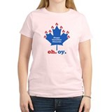 Canadian Chanuka T-Shirt