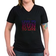 Live to Run Shirt