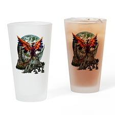 Pheonix Drinking Glass