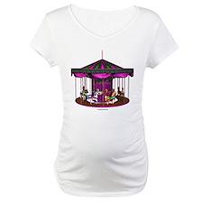 The Purple Carousel Maternity T-Shirt