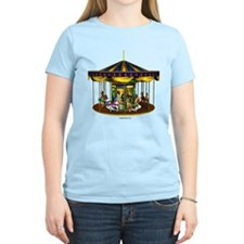 The Golden Carousel Women's Light T-Shirt