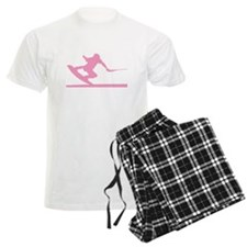 Pink Wakeboard Nose Press Pajamas