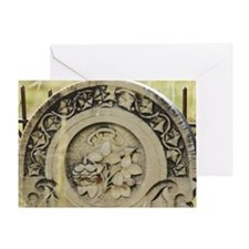 Ivy Memorial Greeting Card