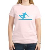 Blue Wakeboard Nose Press T-Shirt