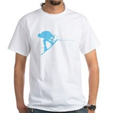 Blue Wakeboard Back Spin Shirt