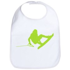 Green Wakeboard 360 Handle Pa Bib