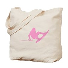 Pink Wakeboard 360 Handle Pas Tote Bag