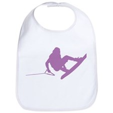 Purple Wakeboard 360 Handle P Bib