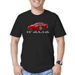 Ferrari Italia Men's Fitted T-Shirt (dark)