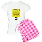 Posted Women's Light Pajamas