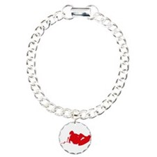 Red Indy Tantrum Bracelet