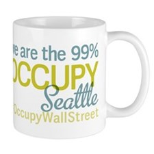 Occupy Seattle Mug
